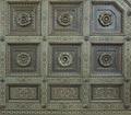 Interior ceiling detail, United States Commerce building, Washington, D.C LCCN2010719251.tif
