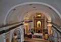 Interior de l'església de santa Anna de Campell des del cor.JPG