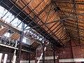 Interior of former West End Street Railway powerhouse, August 2016.JPG