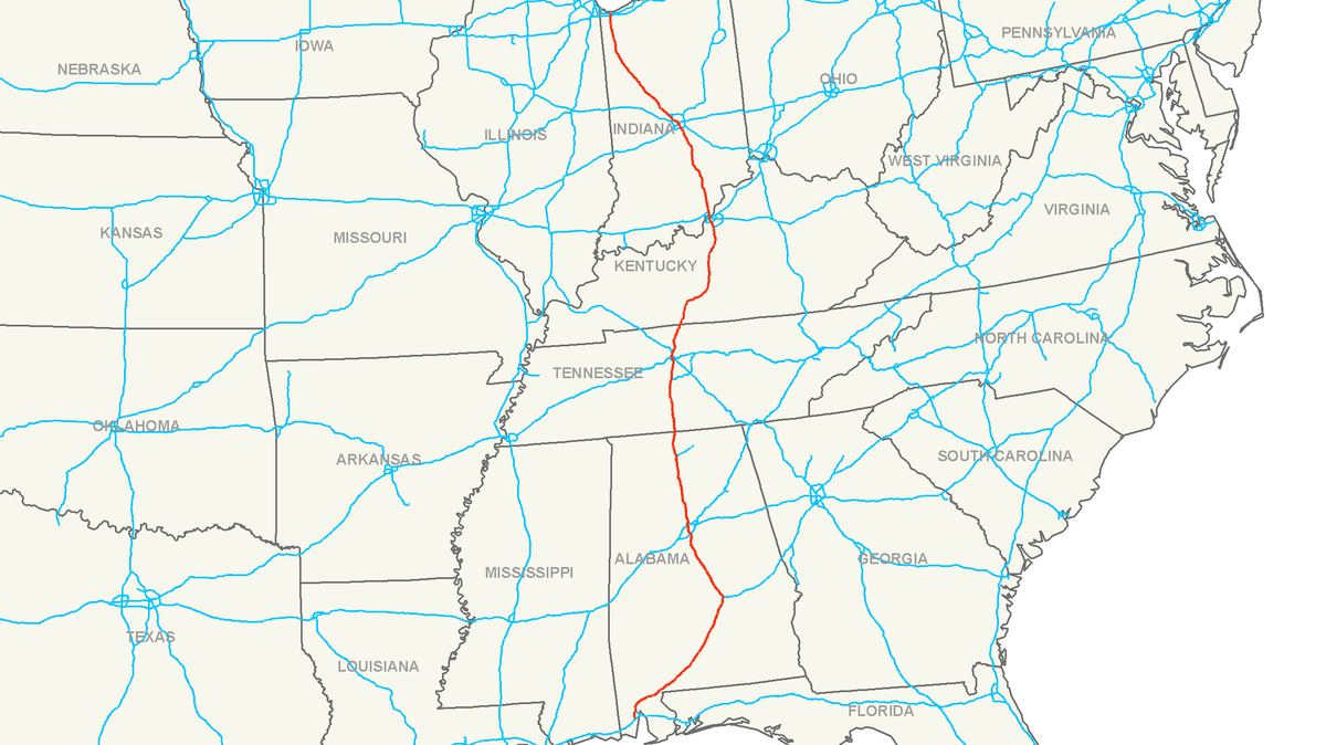 Interstate 65 Wikipedia
