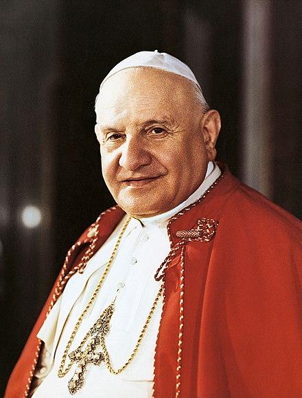 Ioannes XXIII%2C by De Agostini%2C 1958%E2%80%931963., From WikimediaPhotos