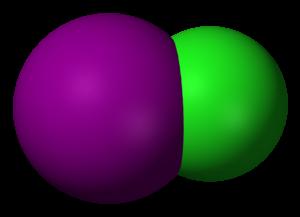 Interhalogen - Iodine monochloride