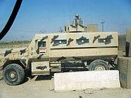 Iraqi MRAP