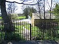 Iron Gate, Railings and Rowleys Drive - geograph.org.uk - 410943.jpg