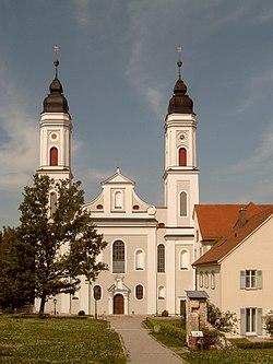 Irsee, Klosterkirche foto2 2009-06-05 16.43.JPG