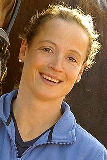 Isabell Werth German equestrian