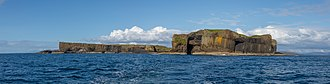 Staffa - Isle of Staffa Panorama