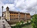 Isola Tiberina e Lungotevere de' Cenci (Roma) 22.jpg