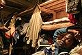 Ivorian refugees sleeping on shelves, Tel Aviv 2008.jpg