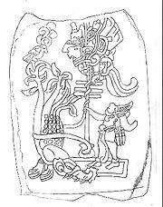 Izapa stela25