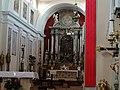 Izola, Cerkev sv. Mavra - Glavni oltar sv. Maver.jpg