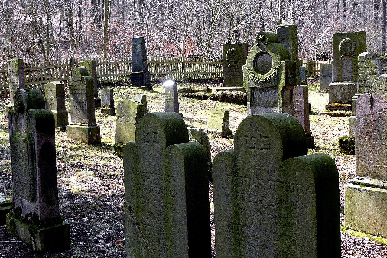 Jüdischer Friedhof Dransfeld 3.JPG