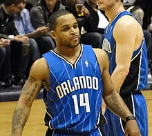 b48d7f73911 Jameer Nelson spent 10 seasons with Orlando from 2004-2014. The Magic ...
