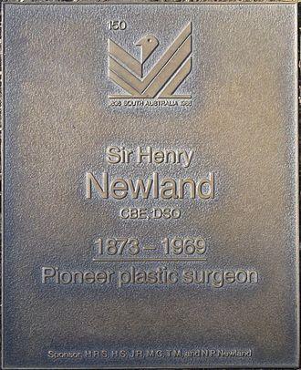 Henry Simpson Newland - Image: J150W Newland