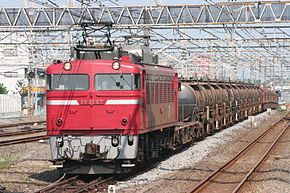 JNR electric locomotive EF81 87 20070824.jpg