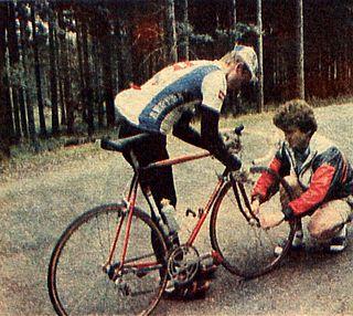 Zbigniew Piątek Polish cyclist