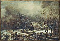 Jacob van Ruisdael - Winter Landscape with Ice Skating.jpg