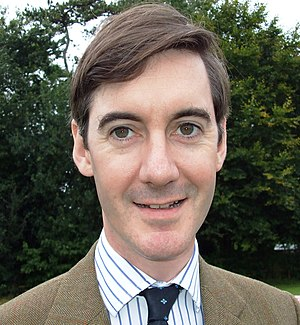 Jacob Rees-Mogg - Rees-Mogg in 2007