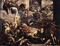 Jacopo Tintoretto - The Massacre of the Innocents - WGA22591.jpg