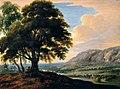 Jacques d'Arthois - Landscape with shepherd.jpg