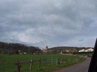 Jalogny Commune in Bourgogne-Franche-Comté, France