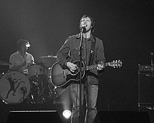 James Blunt en un concert a Seattle el 2006