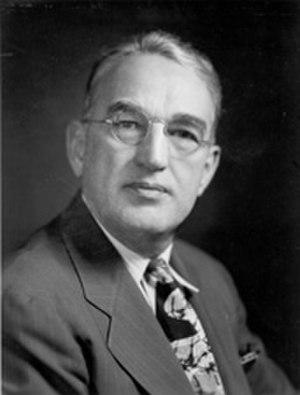 James M. Mead - Image: James Mead
