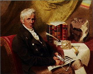 James Sowerby British botanical illustrator and mineralogist (1757-1822)