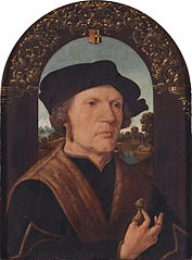 Portrait of Jan Gerritsz van Egmond van de Nijenburg (?-1523)