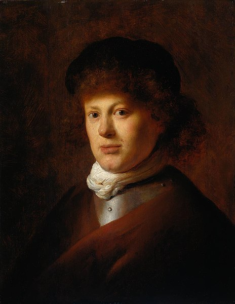 File:Jan Lievens Portrait of Rembrandt.jpg