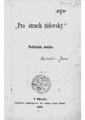 Jan Neruda - Pro strach židovský - 1870.pdf