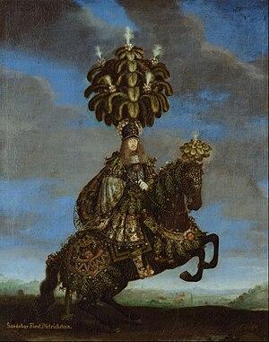 Jan Thomas van Ieperen - Gundakar, Prince of Dietrichstein