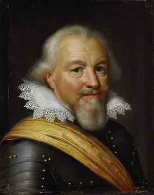 Johann VII, Count of Nassau-Siegen - John VII of Nassau