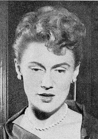 Jan Miner - Miner in Hilltop House (1953)