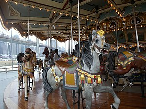Jane's Carousel - Jumper in Brooklyn