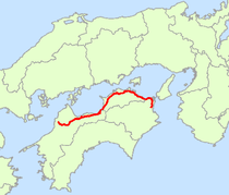Japan National Route 11 Map.png