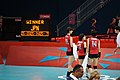 Japan women's national volleyball team at the 2012 Summer Olympics (7913926740).jpg