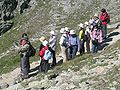 Japanese tourists at Riffelsee.JPG