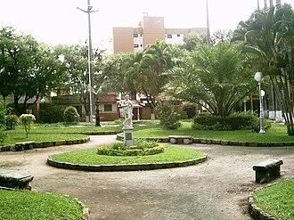 Paraíba do Sul, Rio de Janeiro - Image: Jardim Velho Paraíba do Sul