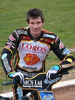 Jason Doyle Australian motorcycle racer
