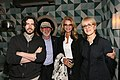 Jason Reitman, Norman Jewison, Lynne St. David-Jewison and Carolle Brabant at the 2012 CFC in L.A. event. (48198930281).jpg