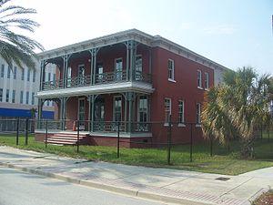 Brewster Hospital - Image: Jax FL Brewster Hospital 02