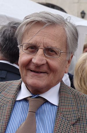 Mr. Jean-Claude TRICHET, former President of t...