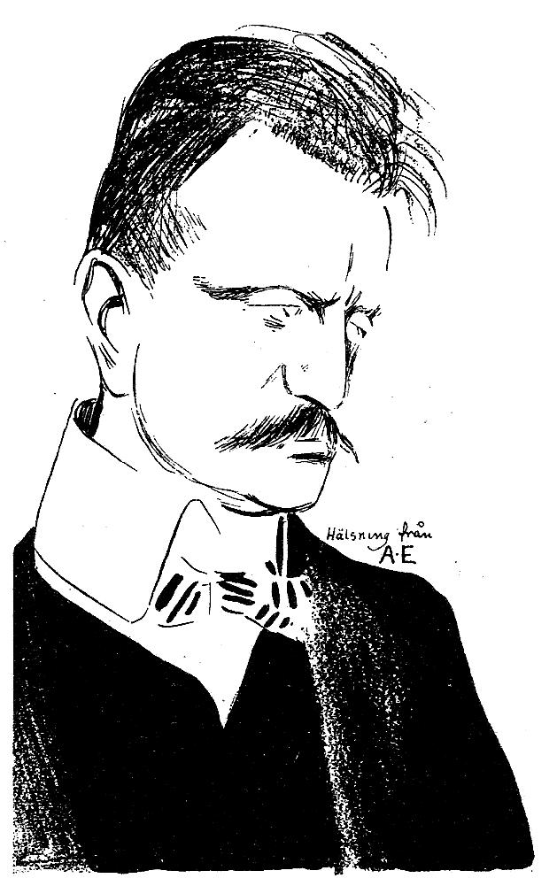 Jean Sibelius (AE, 1904)