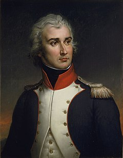 Sous-Lieutenant Lannes of the 2nd battalion of the Gers in 1792 Jean lannes.jpg