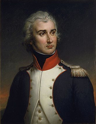 Jean Lannes - Sous-Lieutenant Lannes of the 2nd battalion of the Gers in 1792