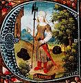 Jeanne d Arc(1412-1431) Miniaturmalerei 15 Jahrhundert.jpg