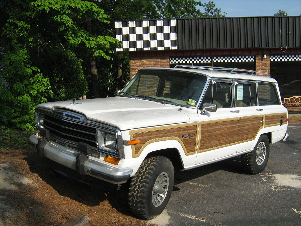 jeep wagoneer sj wikipedia. Black Bedroom Furniture Sets. Home Design Ideas