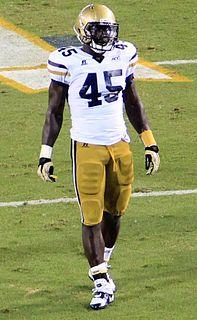 Jeremiah Attaochu American football outside linebacker
