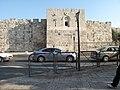 Jerusalem, walls of Old town (01ě).JPG